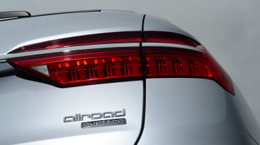 Audi A6 Allroad - rear light