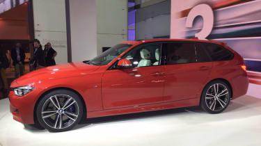 BMW 3 Series Estate facelift