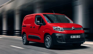 New 2018 Citroen Berlingo Van