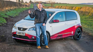 SEAT Mii Auto Express winner feature