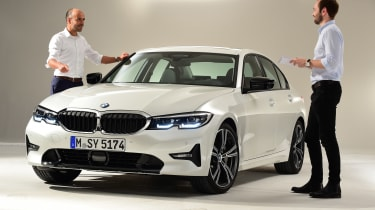 BMW 3 Series - studio Johnny Burn