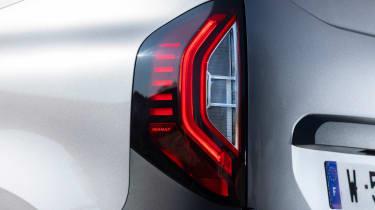 Renault Kangoo Van - brake light