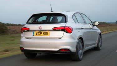 Fiat Tipo - rear