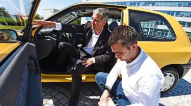 Renault Clio Mk1 - Thierry Plantegenest and Richard Ingram