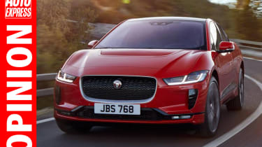 Opinion - Jaguar I-Pace