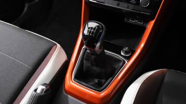 Volkswagen T-Cross - transmission