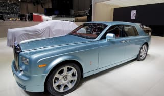 Electric Rolls Royce Phantom 102EX
