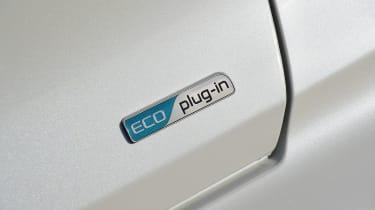 Kia Niro Plug-in Hybrid - Eco badge