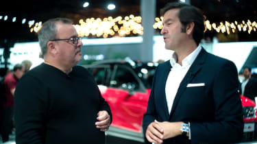 SEAT Arona Frankfurt interview - sponsored