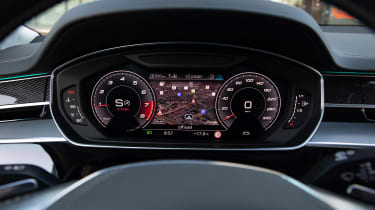 Audi S8 - Virtual Cockpit