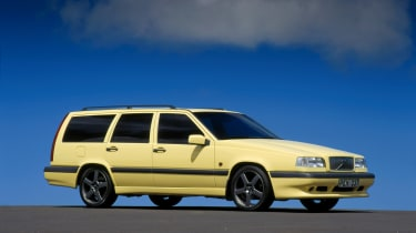 Volvo Estates - 850 T5-R