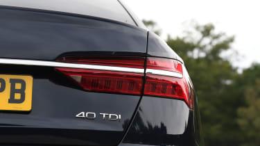Audi A6 - Rearlight