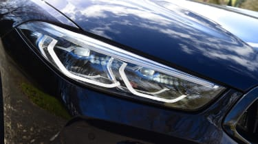 BMW 8 Series - front light