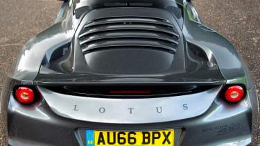Lotus Evora 410 - full rear