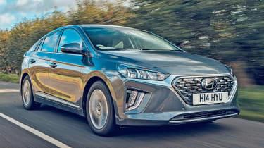 Hyundai Ioniq Plug-in - best hybrid cars to buy