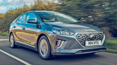 Hyundai Ioniq Plug-in - best hybrid cars to buy