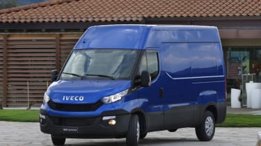 Iveco Daily - front