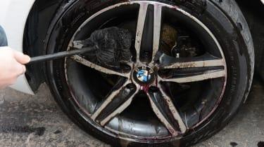 Washing wheel
