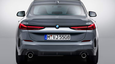 BMW 220d Gran Coupe  - rear static