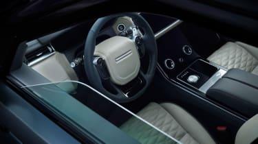 Range Rover Velar SVAutobiography - interior