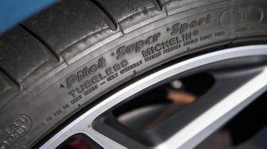 Ford Fiesta ST - tyre