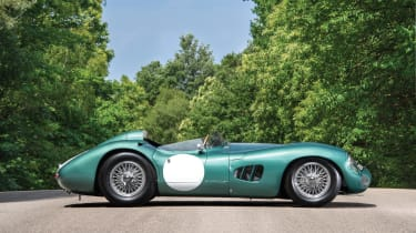 Aston Martin DBR1 - Right Hand Side