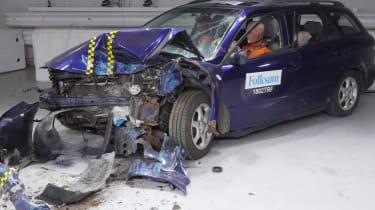 Rusty NCAP-style test