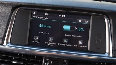 BMW 116d EfficientDynamics - interior