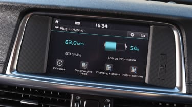 BMW 116d EfficientDynamics - interior