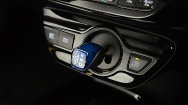 Toyota Prius - centre console