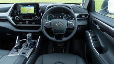 Toyota Highlander - dash