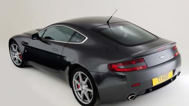 Aston Martin Vantage (used) - rear