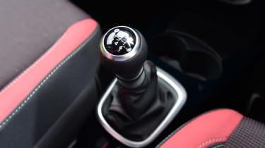 Toyota Yaris - transmission