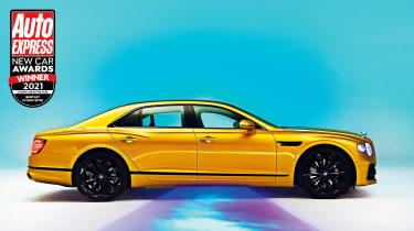 Bentley Flying Spur - New Car Awards 2021