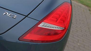 Used Peugeot RCZ - badge