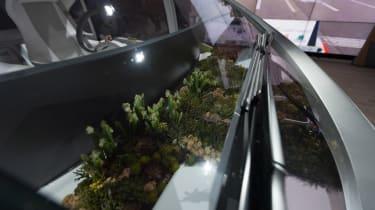 Rinspeed Oasis Concept - reveal garden