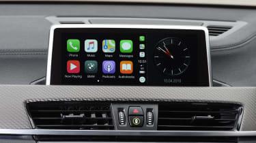 BMW X2 - infotainment