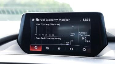 Mazda 6 - infotainment