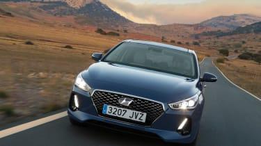 New Hyundai i30 2017 nose