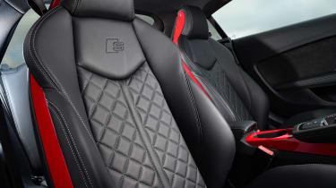 Audi TTS - seats