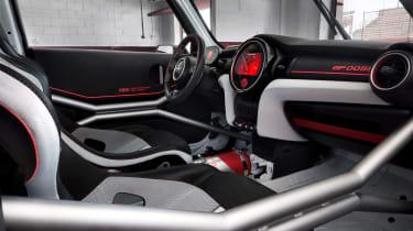 MINI JCW GP1 Concept - interior