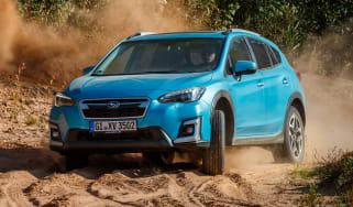 Subaru XV - off-road