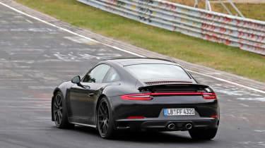 911 Mule Nurburgring