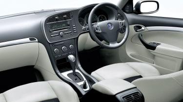 Saab 9-3 interior