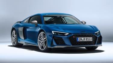 Audi R8 - studio front static