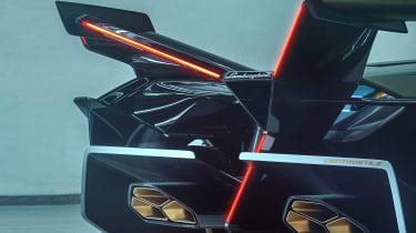 Lamborghini Lambo V12 Gran Turismo - rear lights