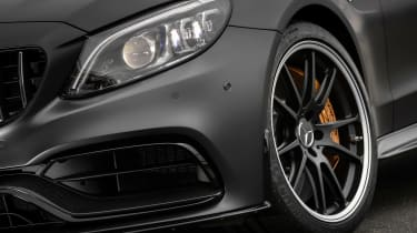 Mercedes-AMG C 63 S Coupe - wheel