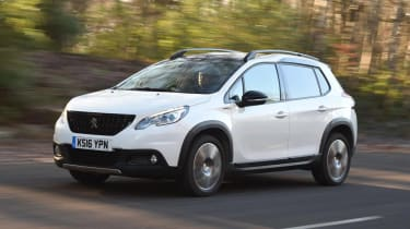 Peugeot 2008 - most reliable cars