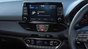 Hyundai i30 Tourer - infotainment