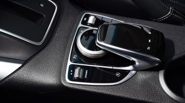 Mercedes X 350 d long-term test - second report centre console